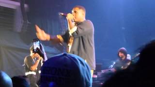 Jay Z with Jay Electronica and Just Blaze - Exhibit C - Live at Terminal 5 in NYC May 17, 2015