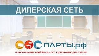 ПАРТЫ РФ - Дилерская сеть