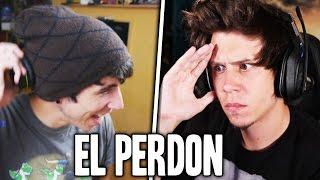 """ElRubius CANTA """"El Perdón"""" DE NICKY JAM Y ENRIQUE IGLESIAS"""