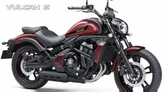 2017 Kawasaki Vulcan S New Cruiser Sport Bike