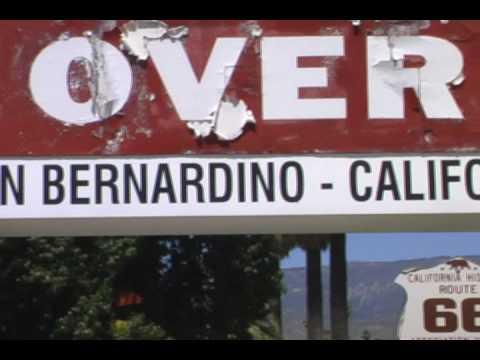 First McDonalds in San Bernardino, CA