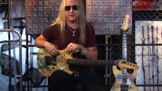 Jerry Cantrell - Alice In Chains Guitar Lesson