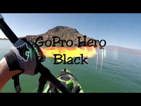 Kayak GoPro 5 Hero black Parte #2