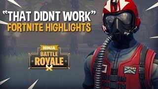 "Video ""That Didnt Go As Planned"" - Fortnite Battle Royale Highlights - Ninja download MP3, 3GP, MP4, WEBM, AVI, FLV Juni 2018"