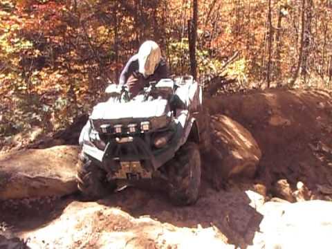 Modified ATVs; Extreme