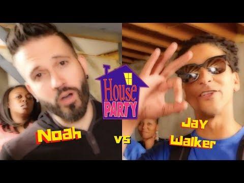 Jay Walker vs Noah - NoCoaSTL | House Party 3