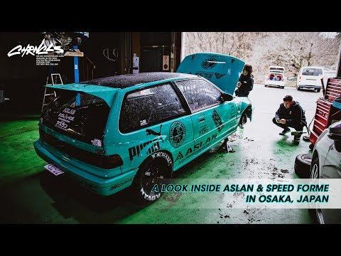 ASLAN and Speed Forme in Osaka - CHRNCLS Vlog 2018 #1 (Part 5)