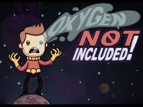 Oxygen Not Included Part 7 | Take #2 TO BE SELF SUSTAINING! | 1080p 60 FPS