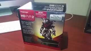 Hauppauge HDPVR 2 Gaming Edition Plus || Unboxing w/Commentary thumbnail