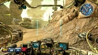 Hawken Gameplay (free online pc game)