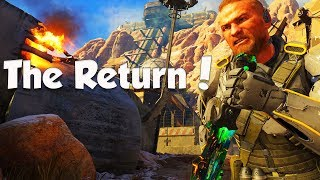 TheseKnivesOnly RETURNS TO BLACK OPS 3! (Black Ops 3 SnD Funny Moments and Knife Only Aces)