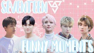 Seventeen Funny Moments