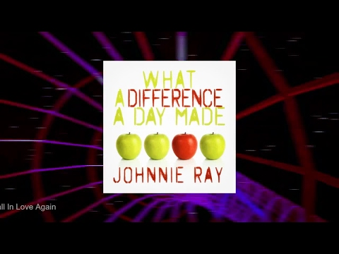 Johnnie Ray - What a Difference a Day Made (Full Album)