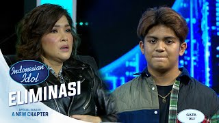 Download Lagu Para Juri Sangat Tidak Puas Dengan Perfoma Gaza Ali - Elimination 1 - Indonesian Idol 2021 mp3
