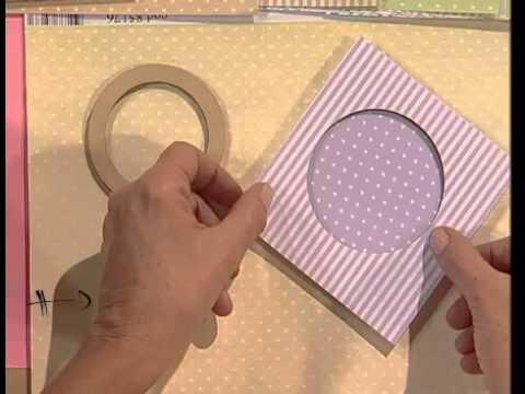 Como hacer una caja para galletitas decoupage youtube - Manualidades pintar caja metal ...