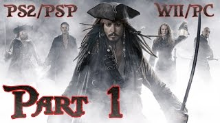 Pirates of the Caribbean: At World's End (PS2, Wii, PC) Walkthrough Part 1