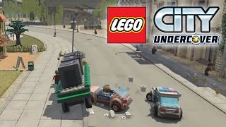 LEGO City Undercover - Lego Police Chase | Police Car - Gameplay Walkthrough part 11 (PC)