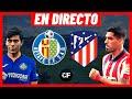GETAFE vs ATLÉTICO de MADRID EN VIVO y DIRECTO 🔴 LIGA DE ESPAÑA 🇪🇸 JORNADA 6