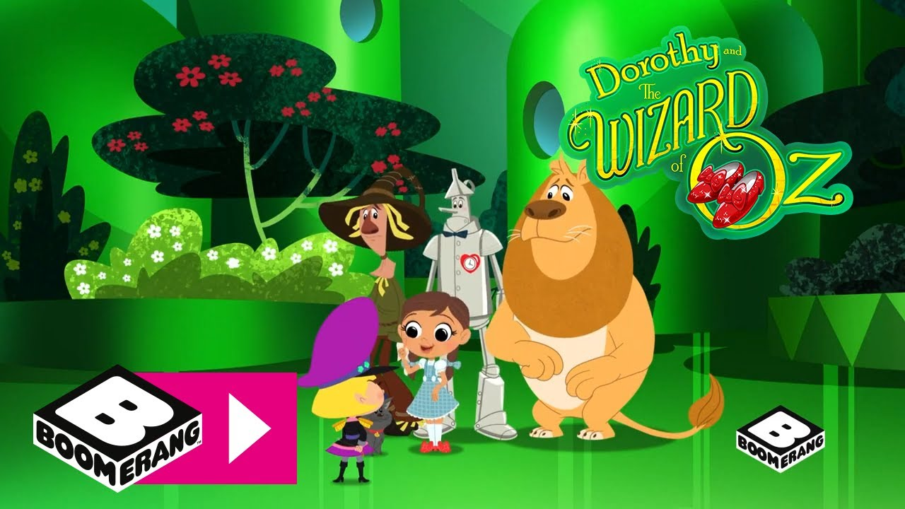 Cidade Fantasma | Dorothy e o Mágico de Oz | Boomerang