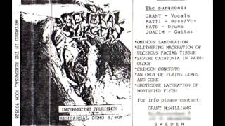 General Surgery - An Orgy of Flying Limbs and Gore