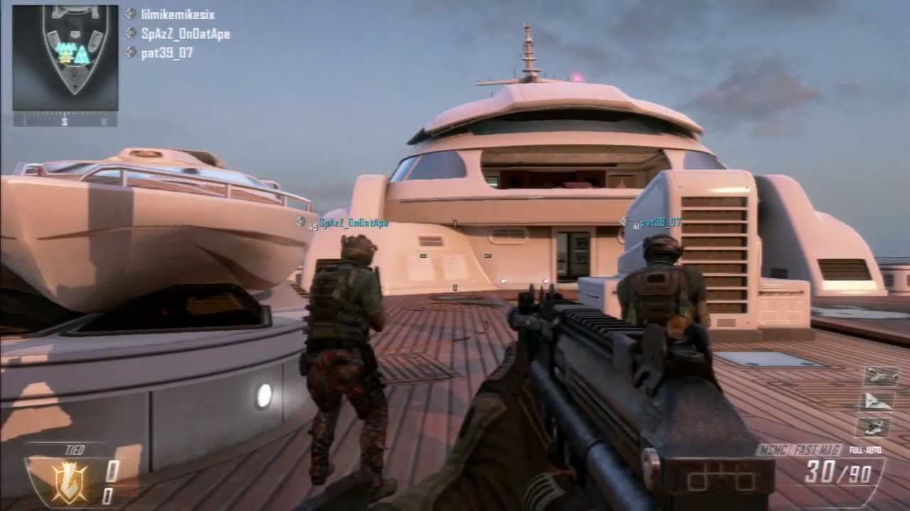 Multiplayer or Zombies Which is more fun? COD Black Ops 2