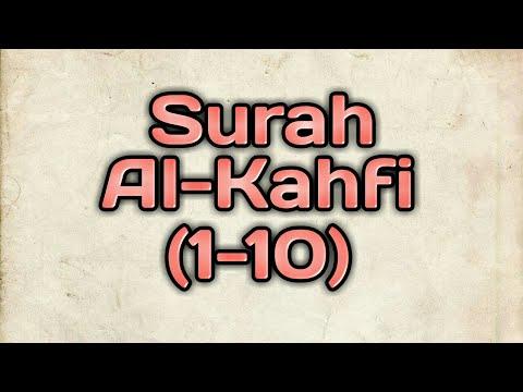 surah-al-kahfi-ayat-1-10