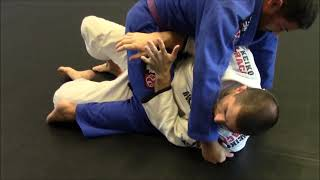 Unstoppable mount escape combination - BJJ mount escapes - Part 2 of 2