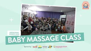 "Kopdar Orami Newborn Moms Community ""Baby Massage Class"" | Event Orami"