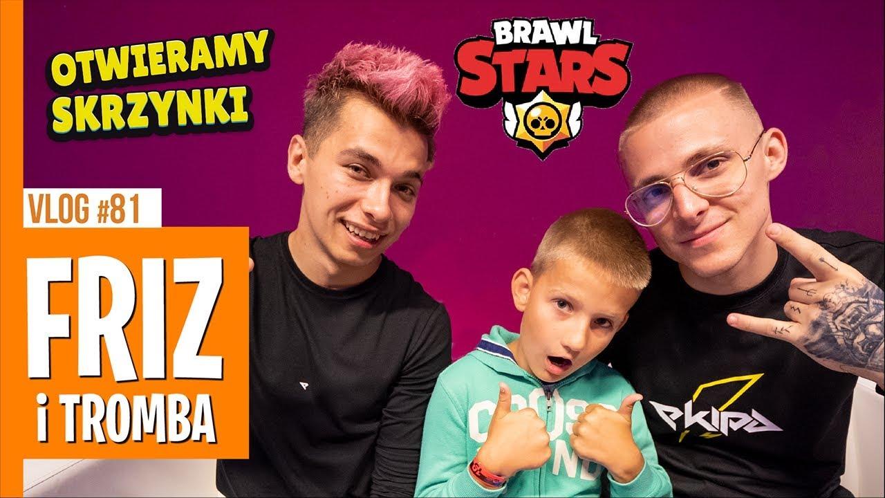 Download FRIZ GRA ZE MNĄ W BRAWL STARS - OTWIERANIE SKRZYNEK / VLOG #81