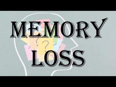 Do You Have Short Term Memory Loss?