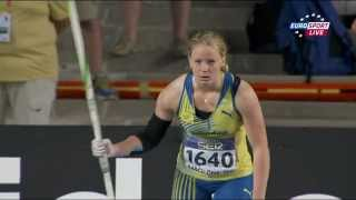 Sofi Flinck Junior VM Vinnare Spjut 61.40m