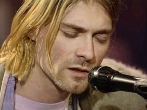 Nirvana - unplugged - Jesus doesn´t want me for a sunbeam/ with intro
