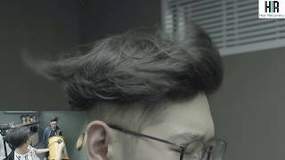 【Hair Recovery復原法】香港假髮專門店 - 穩固度測試 !