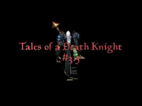 (Closed Beta) Tales Of A Death Knight #3.5 - Death Knight Flying Mount