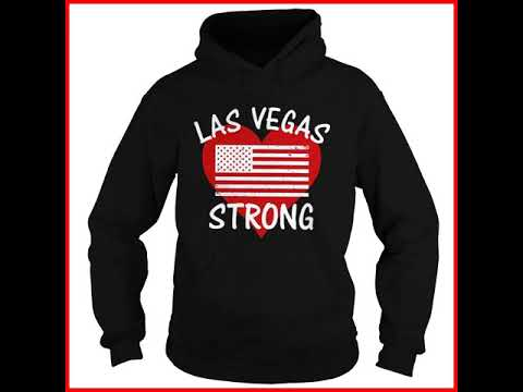 Las Vegas Strong Hoodie 5z2whlUm