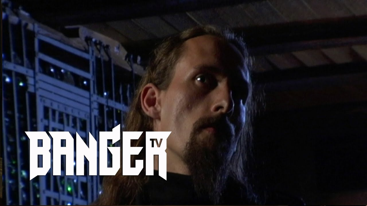 "Gaahl ""Satan"" clip from Metal: A Headbanger's Journey youTube Thumbnail"