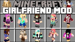 Minecraft GIRLFRIEND MOD / FIND BOYFRIENDS AND GIRLFRIENDS IN MINECRAFT SCHOOL!! Minecraft