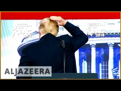 Al Jazeera English: Trump speaks to conservatives in CPAC conference