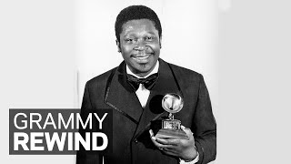 Watch Blues Legend B.B. King Win His First GRAMMY In 1971| GRAMMY Rewind