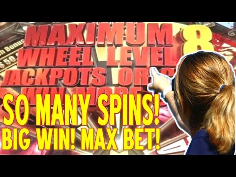 ★ MY FAVORITE WIN ON YOUTUBE ★ SO MANY SPINS ON MAX BET! BIG WIN SLOT MACHINE! - 동영상