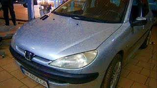 Peugeot 206 sovutish fan ishlamaydi. Qanday qilib, bir Peugeot 206 pa olib tashlash uchun