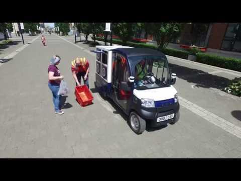 Oxbotica raises $13.8M from Ocado to build autonomous vehicle tech for the online grocer's logistics network – TechCrunch