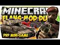 MINECRAFT: FLANS MOD GTA DUELL BATTLE CHALLENGE ★ Minecraft Weapons Call of Duty Mod PVP[Deutsch/HD]