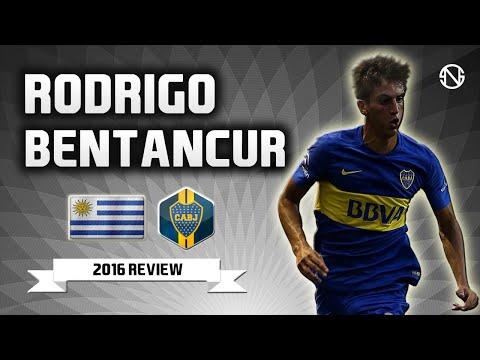 RODRIGO BENTANCUR | Goals & Skills | Boca Juniors | 2016 (HD)
