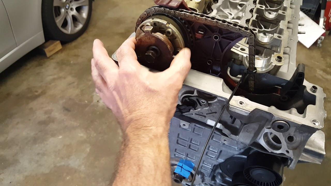 BMW Vanos problems E90 E60 N52 N54