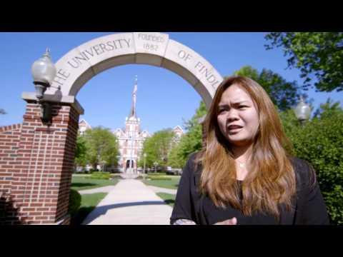 University Of Findlay International Student Alumni Interviews