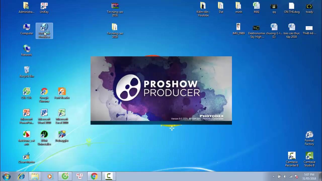 Hưỡng Dẫn Cài Proshow Producer 9.0 Crack Full 2018  [ Kèm Link Tải ]
