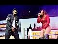R&B singer Ashanti & singer Lloyd