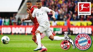 1. Fc Köln Vs. Fc Bayern München I All Bayern Goals I Gnabry, Lewandowski & Coman Score