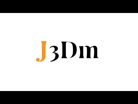 J3Dm Jewelers Club presentation